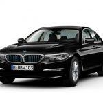 Musta (Musta) BMW 5-Sarja 530e xDrive A Charged Edition Sport Autoleasing-verkkokaupasta.