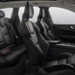 Autoleasing-valikoiman Volvo XC60 T8 TwE AWD Business -mallin sisätilat.
