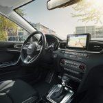 Autoleasing-valikoiman Kia Ceed 1.4 T-GDI ISG 140hv EX 5D DCT A/T -mallin sisätilat.