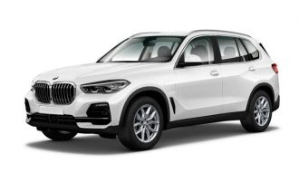BMW X5 xDrive45 e A Charged Edition