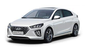 Hyundai IONIQ Plug-in Hybrid 1.6 141hv 6-DCT Comfort MY20