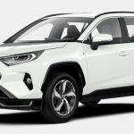 Toyota RAV4 plug-in hybridi