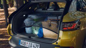 Volkswagen ID.4 tavaratila