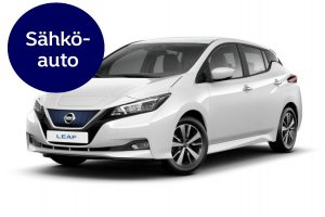 Nissan Leaf Visia MY21 40 kWh 3,6 kW Charger FI